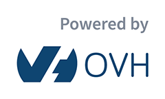 Powered by OVH